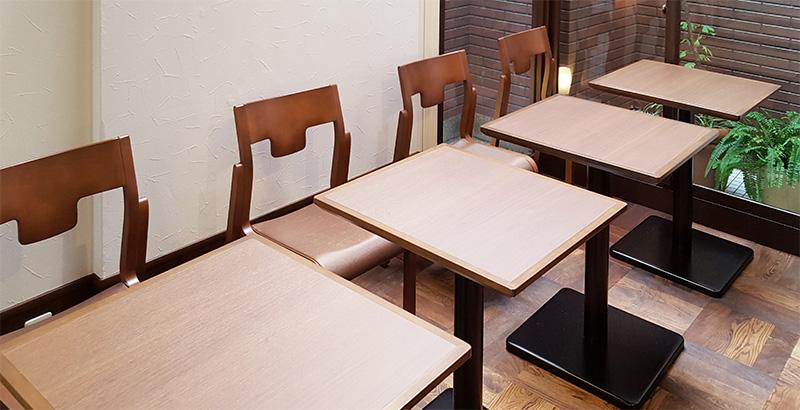 【納品事例】カフェ