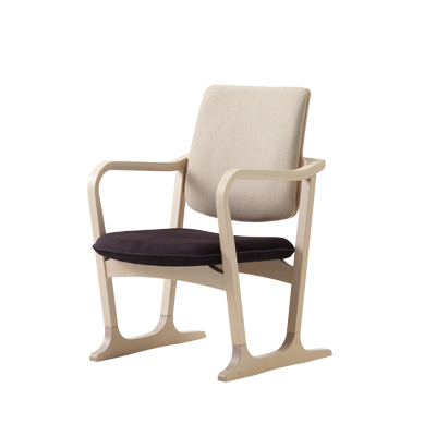 TSUBOMI Low Chair fixed